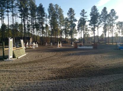 Victory Hill Farm Jumping Ring